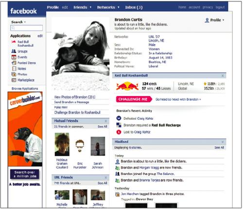 make facebook public